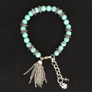 Lucky Brand Turquoise Bracelet NWOT